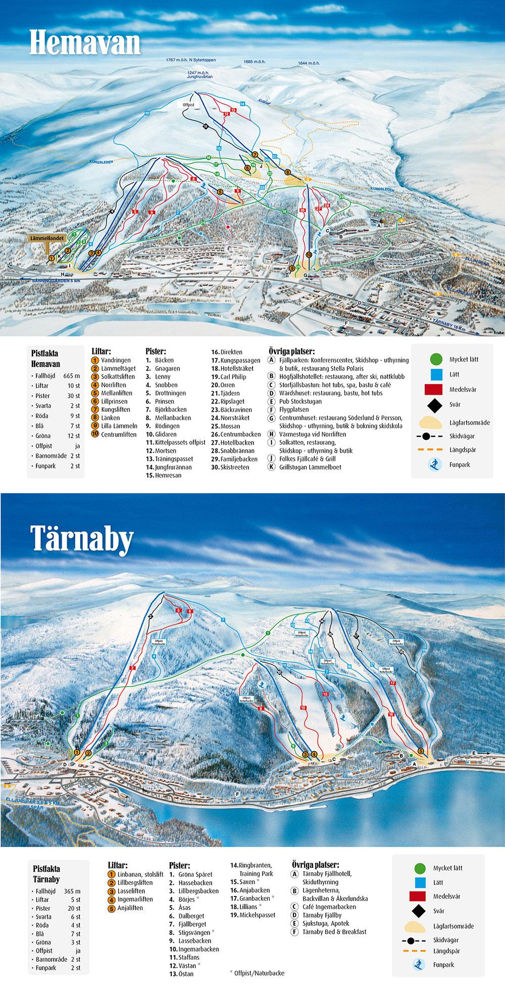 Hemavan – Tärnaby | Skidinfo.se – Skidresor, nyheter om