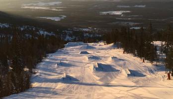 Foto: Björnrike Snow Park