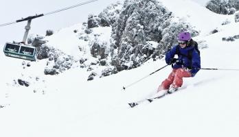 Foto: Skiers Left